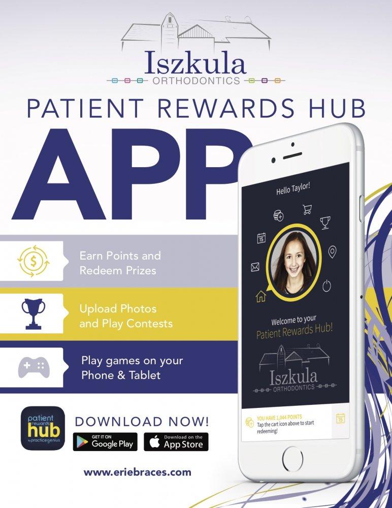 Patient Rewards is now Mobile