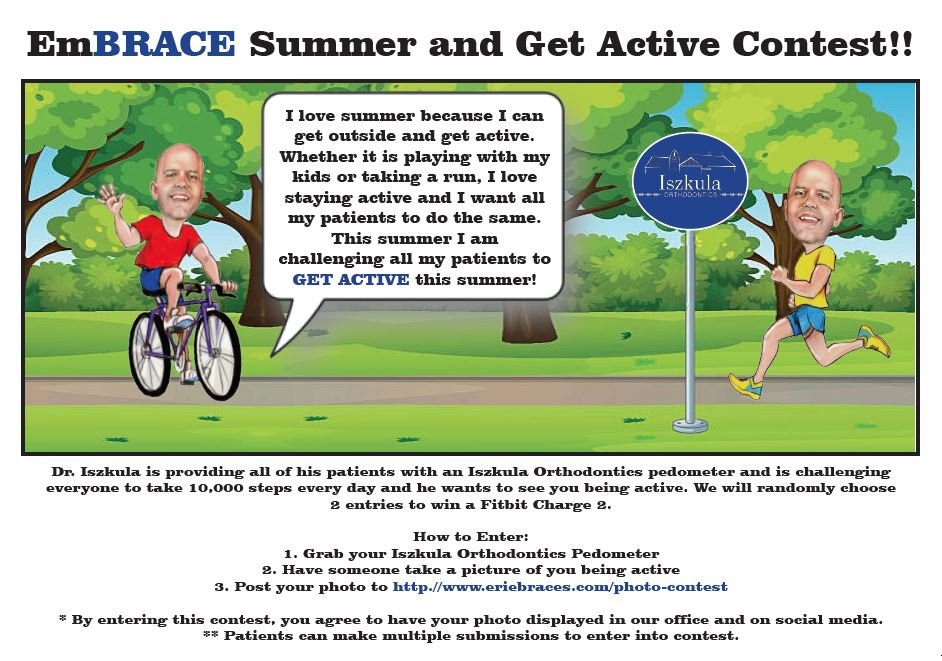 EmBrace Summer and Get Active