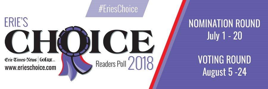 Erie's Choice 2018