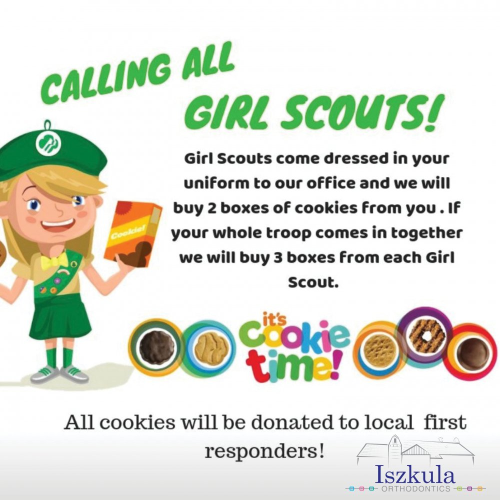 Calling All Girl Scouts