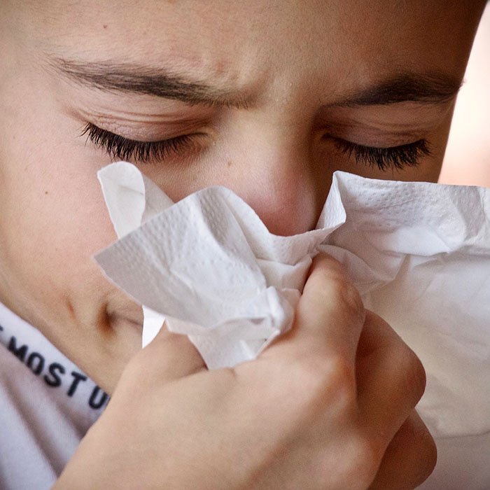 Cold and Flu Season and Oral Health